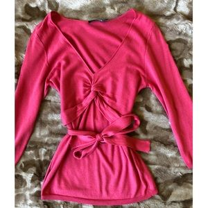 The Limited long sleeve Blouse